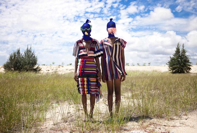 Fashion by Bubu Ogisi, Founder and Art Director of Iamisigo
