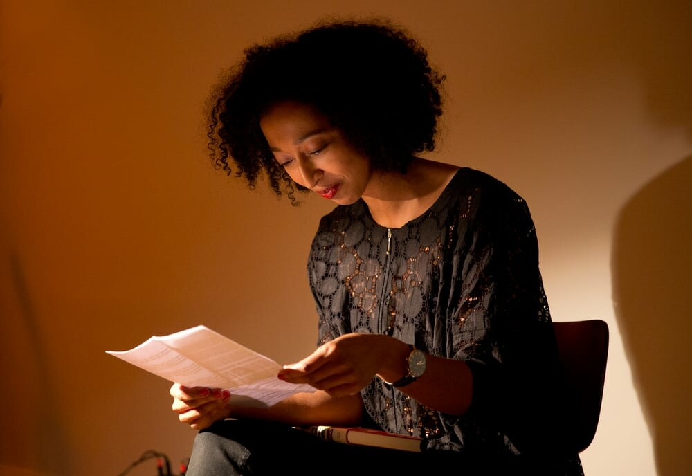 Books of African authors, recommended  by Melanie Raabe