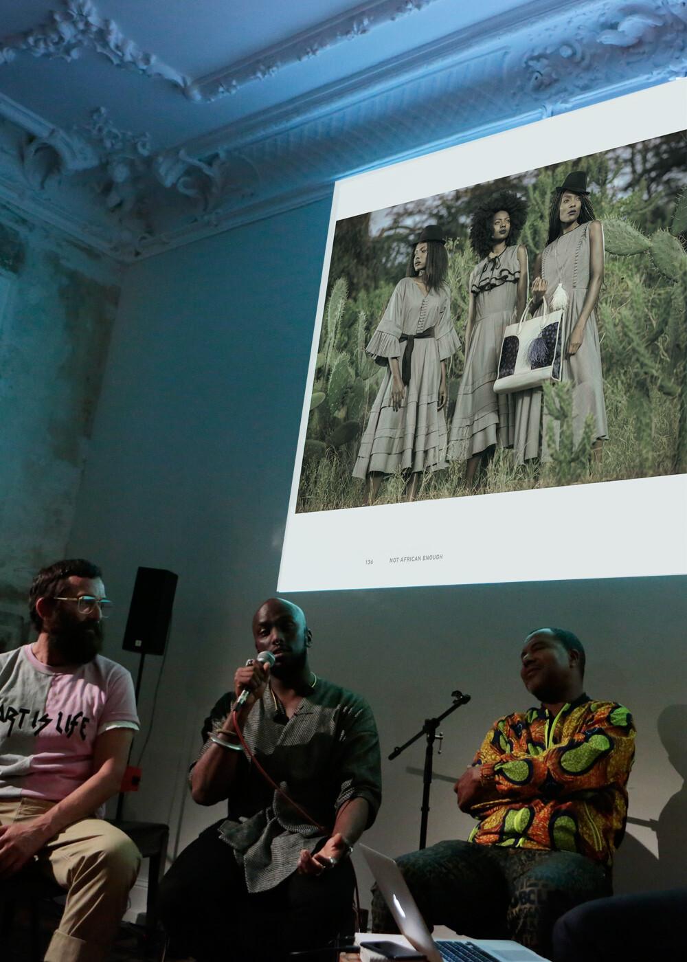 Talk mit Sunny Dolat und Lamine Kouyaté