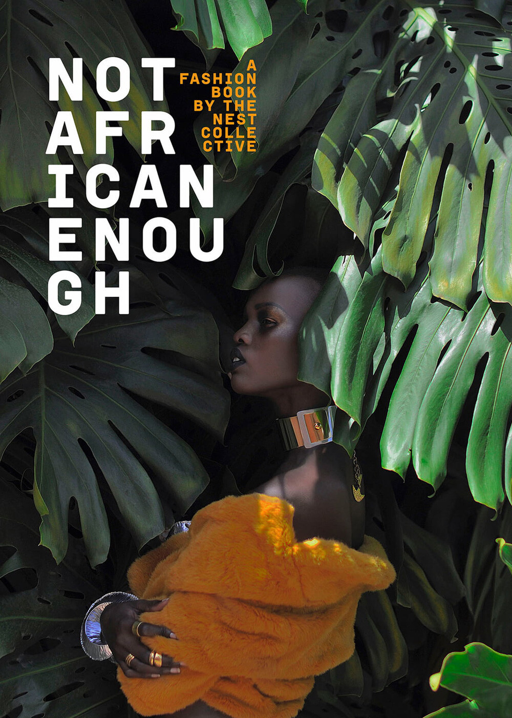 "Cover ""Not African Enough"""