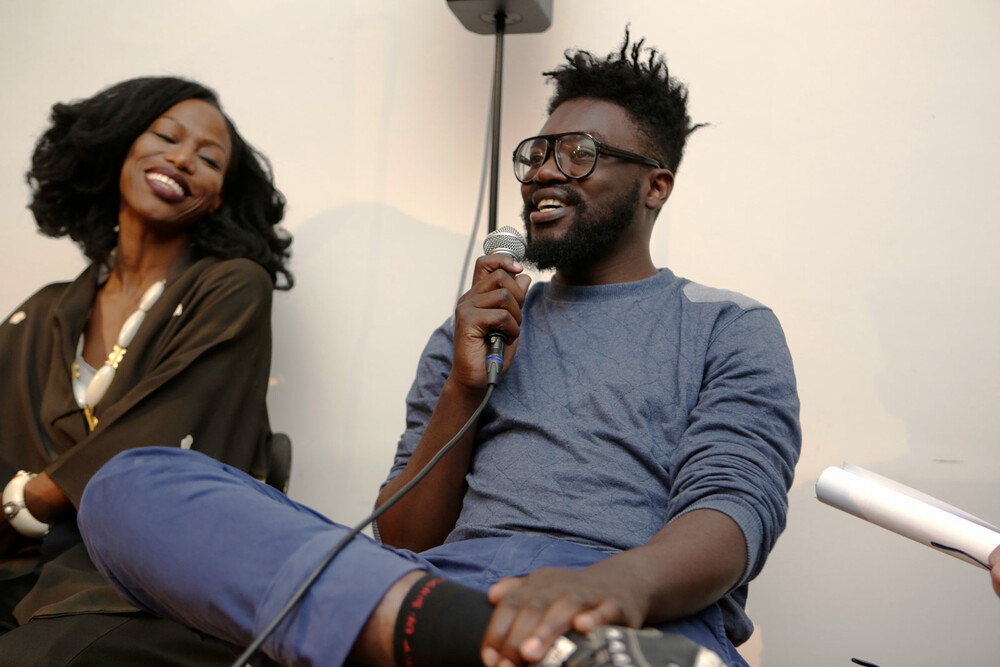 More Aphrike #5 with Taiye Selasi und Blinky Bill