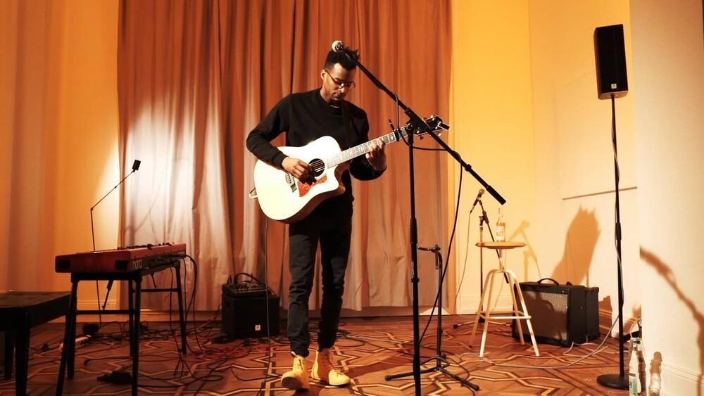 Musik & Talk mit Sway Clarke